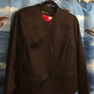 Jones of NY collection black jacket